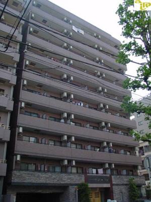 「関内駅徒歩4分のマンションです」