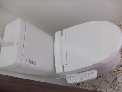 【トイレ】ウエストサイド原宿