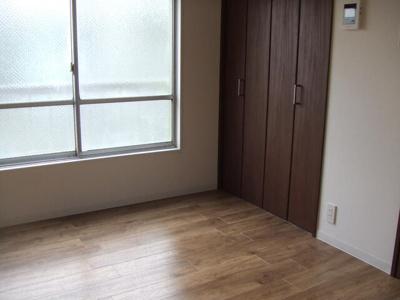 【寝室】ウエストサイド原宿