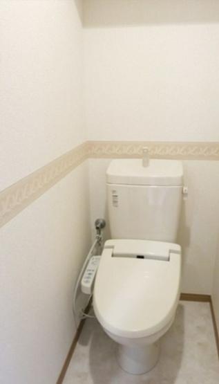 【トイレ】フローラルフォレスト
