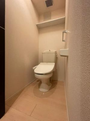 【トイレ】滝つじハイツ