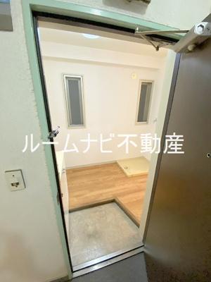 【玄関】クラインハウス