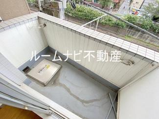 【バルコニー】クラインハウス