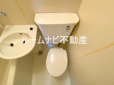 【トイレ】クラインハウス
