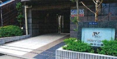 【エントランス】スカイコート隅田公園