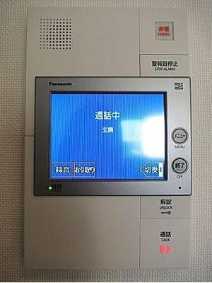【セキュリティ】ザ・レジデンス・オブ・トーキョーKK06