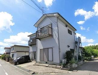 【外観】《木造!角地!》千葉県茂原市鷲巣一棟アパート