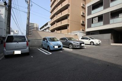 【駐車場】クレール西霞