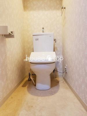 【トイレ】エルブソヴァージュ