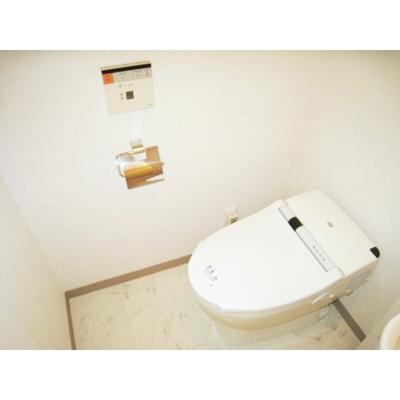 【トイレ】プレール・ドゥーク森下
