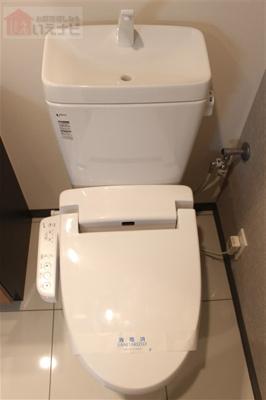 【トイレ】エスライズ梅田DOSHIN