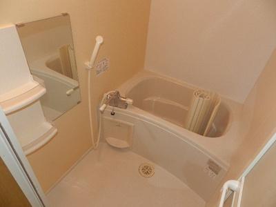 【浴室】サンヴィレッジ黒川 B