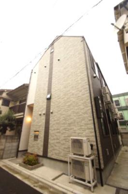 京浜急行空港線「糀谷」駅より徒歩3分のアパートです