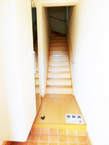 【玄関】カーサベルデ