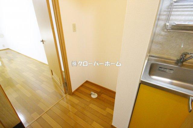 102号室の写真です