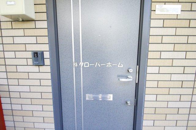 【玄関】アンジュール