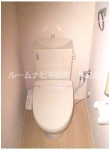【トイレ】クレイノグランシーダ