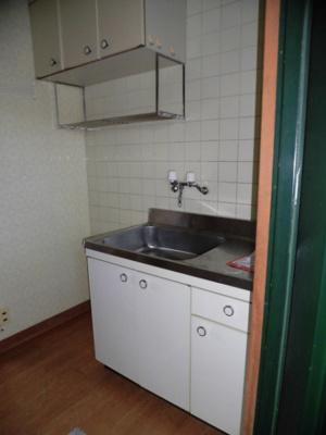 【キッチン】新山荘