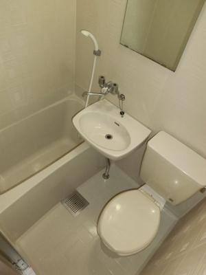 【浴室】新山荘