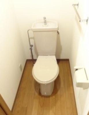 【トイレ】シンシア東高円寺