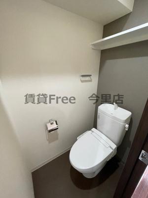 【トイレ】グランパシフィック大今里南 仲介手数料無料