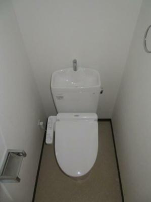 【トイレ】第8嶺岡マンション