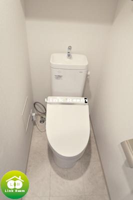 【トイレ】ガーラ・プレシャス東大島