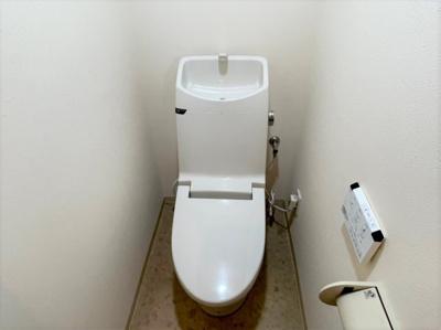 【トイレ】Y'sパレス谷町