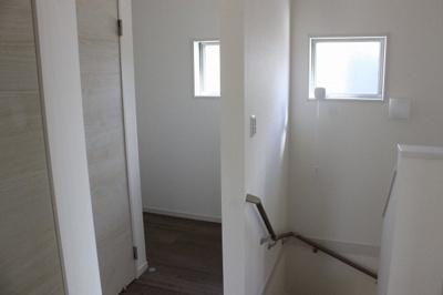 トイレ横のストレージルームは色々な使い方ができます!