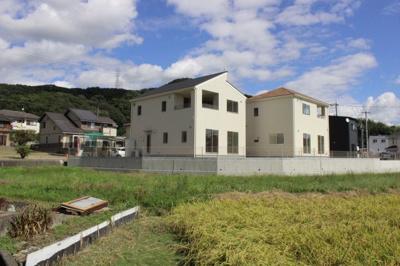 【外観】大門町大門 新築戸建
