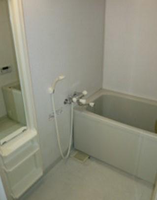 【浴室】ベジフル北新宿弐番館