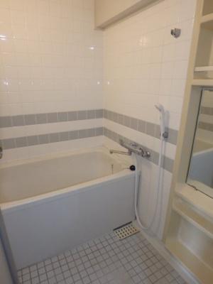 【浴室】サンマンション・アトレ川越2