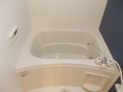 【浴室】フォンターナ・ヴィラⅡ