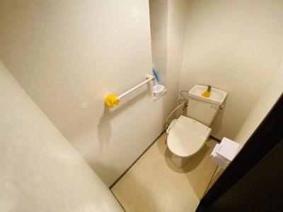 【トイレ】ダイアパレス中須