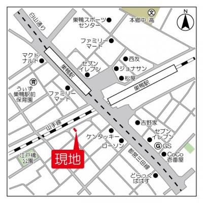【地図】クラインハウス