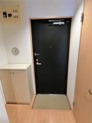 【玄関】パークスクエア戸越銀座 305