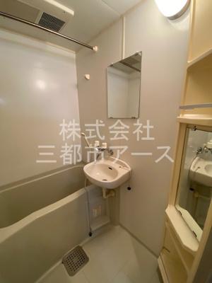 【浴室】パークスクエア戸越銀座 305