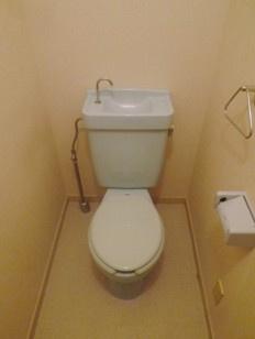 バストイレ別!