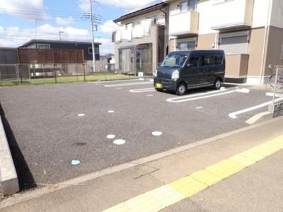 【駐車場】プランドールTOYOSHIMAⅡ