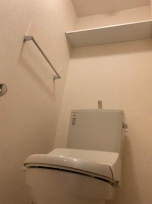 【トイレ】竜舞駅 内ケ島町 3階建