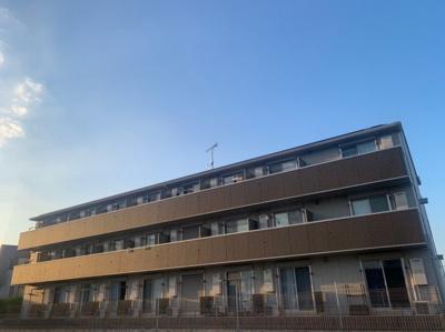 【外観】竜舞駅 内ケ島町 3階建