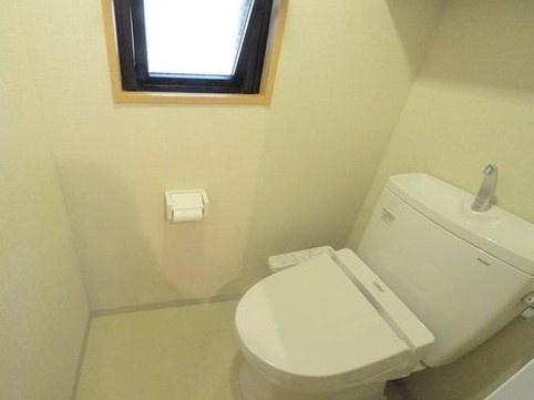 【トイレ】藤和代々木上原ホームズ
