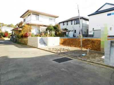 【外観】所沢市若狭2丁目・全1棟 新築一戸建 ~キレイな街並み~