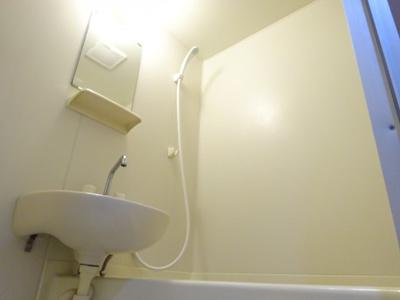 【浴室】武蔵野コーポ2