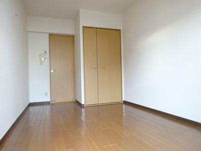 【寝室】武蔵野コーポ2