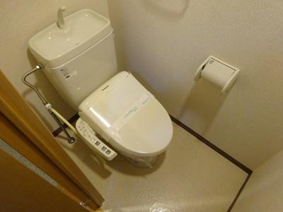 【トイレ】武蔵野コーポ2
