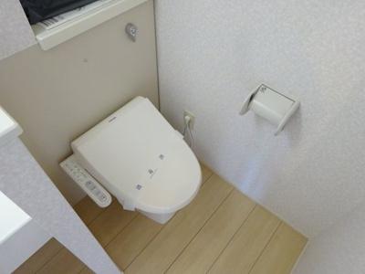 【トイレ】メルヴェーユ