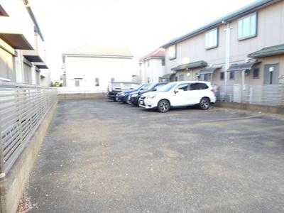 【駐車場】シャトレー武蔵野弐番館