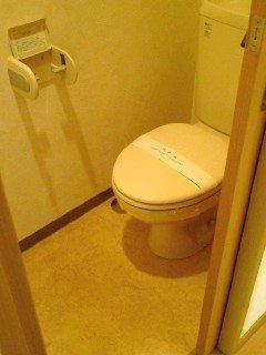 【トイレ】パーク サウス アゲダ