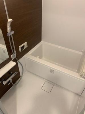 【浴室】ヒューマンズ京橋弐番館